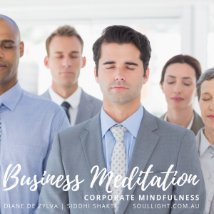 Corporate Mindfulness Soul Light Energy Healing