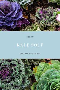 Kale Soup Recipe, Soul Light