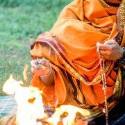 Siddhi Shakti Diane de Zylva Fire Puja Sacred Ritual