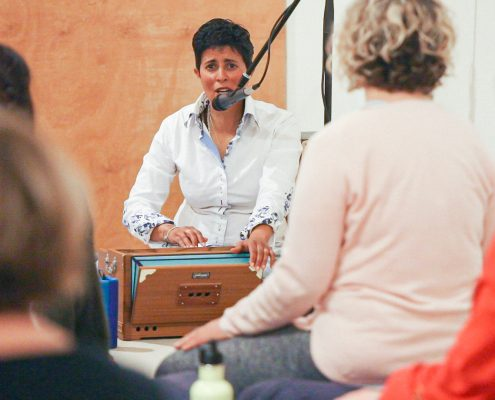 Siddhi Shakti Yoga of Sound